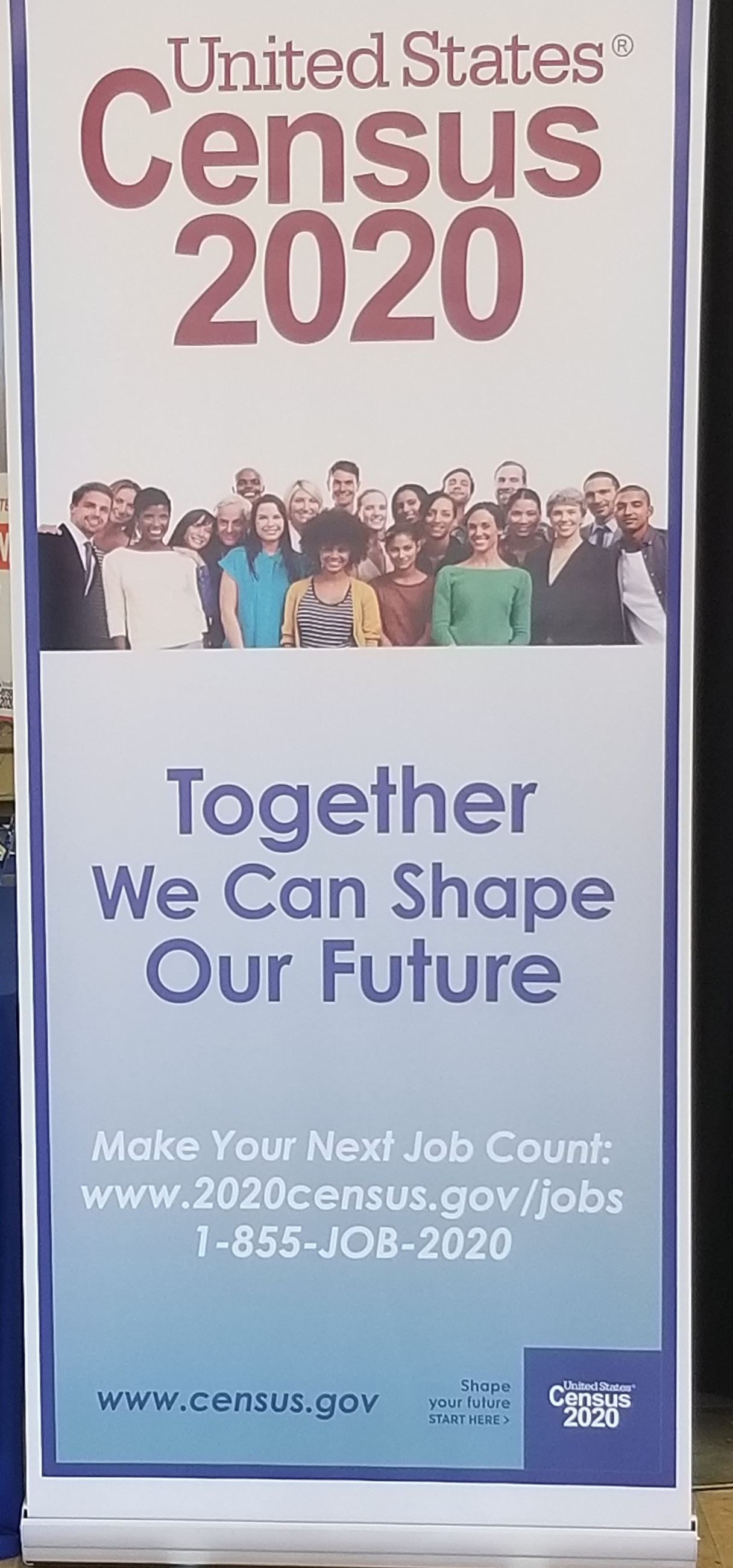 Census 2020-Shape Our Future